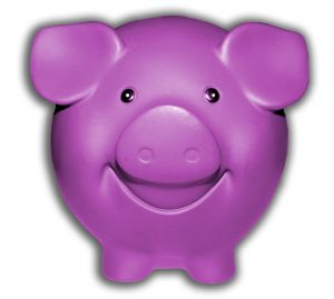 Break Open The Piggy Bank for Happiness