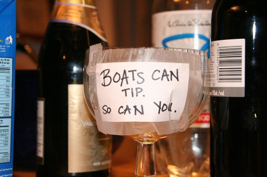 Tips are welcome in most parts of the world, but in some parts they are considered an insult.