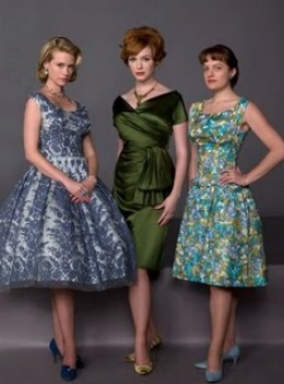 Betty Draper reflects sophisticated, housewife chic