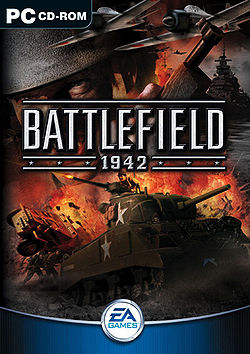 Battlefield 1942 Box Cover