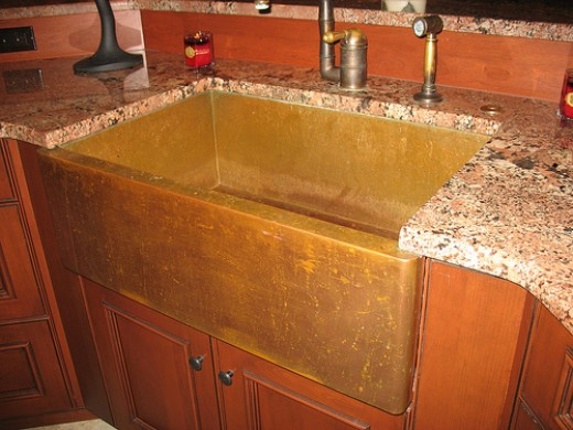 Country Farm Sink : Farmhouse Sinks