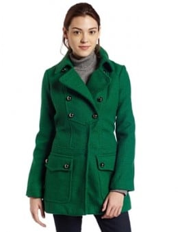 buy a ladies pea coat online