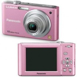 Panasonic Pink Digital camera