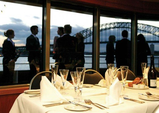 Endeavour Lounge, MV Sydney 2000