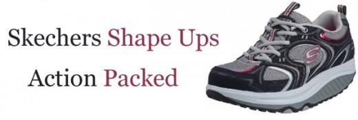The Original Shape Ups for walking