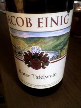 Tafelwein