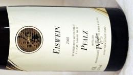 Quallitatswein mit Predikat, Eiswein