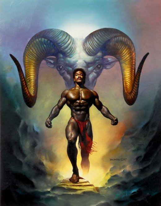 Aries, the Hard Headed Ram