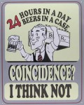 Why I Don't Believe in Coincidence