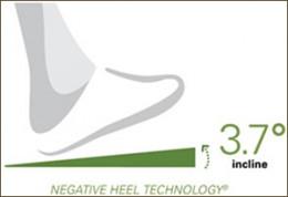 Kalso Negative Heel Technology
