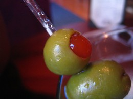 Picholine olive