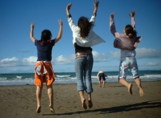 Life is full of Fun.