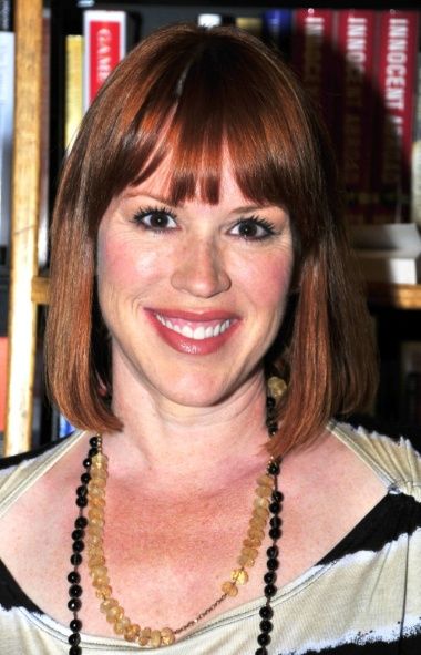 Molly Ringwald plays the part of Samantha wonderfully in Sixteen Candles.