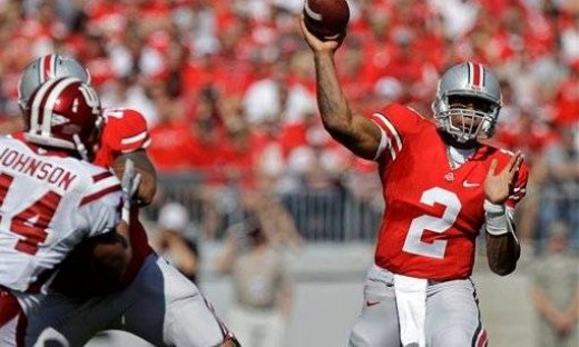 QB Terrelle Pryor (Ohio State)