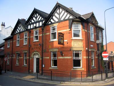 """When in Wigan... visit 'The Anvil' perennial CAMRA """"Pub of The Year"""" winner"""