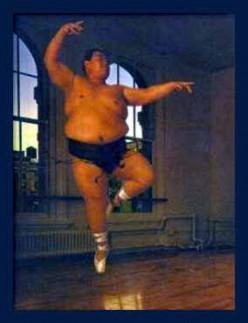 Dance this mess around - let's mambo