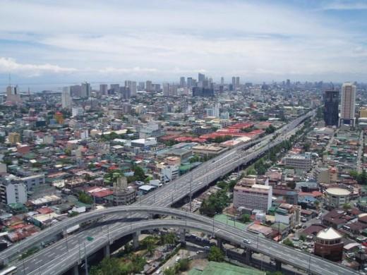 Metro Manila today