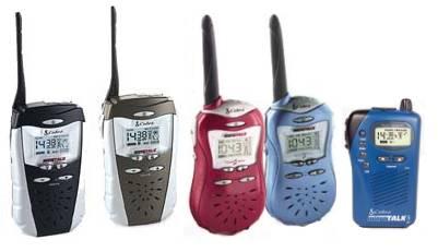 Various Two Way Radios