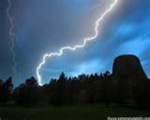 have you ever felt the power of God--or the universe in natural phenomens or disasters?