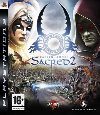 Though Sacred was a PC only release, the sequel found its way onto the PS3.