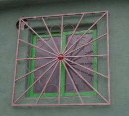 Mazar Ribah window