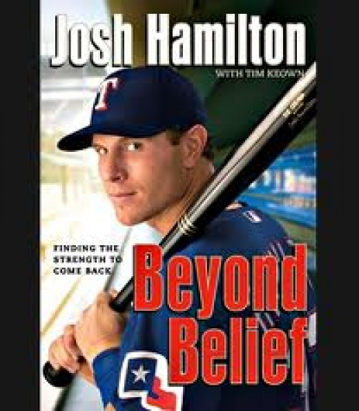 Josh Hamilton's comeback is historical - it's never been done or heard of before.