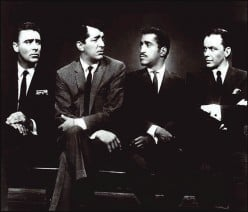 Better than a pack rat, is the Rat Pack!