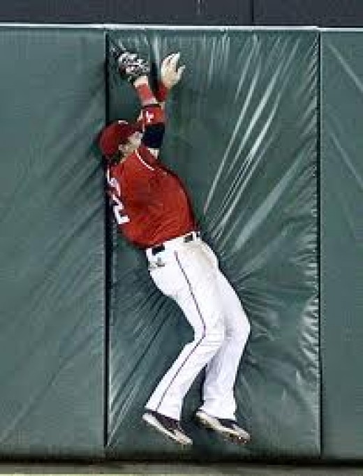 Josh Hamilton is somewhat over prone towards injuries - simply for playing baseball too well.