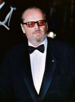 Jack Nicholson at Cannes, 2002 / Photo by Georges Biard