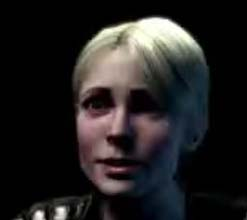 The Force Unleashed 2 Juno in Starkiller's head