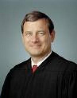 Incumbent Chief Justice John Roberts
