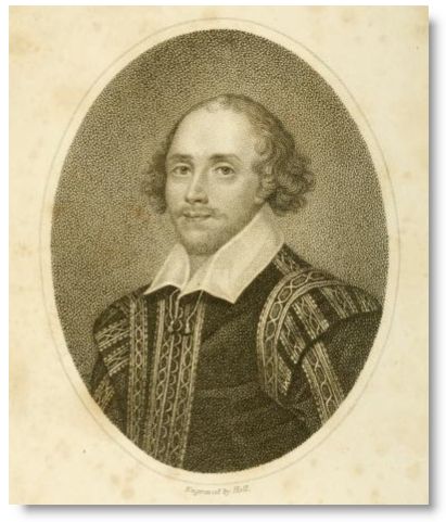 Photograph of William Shakespeare