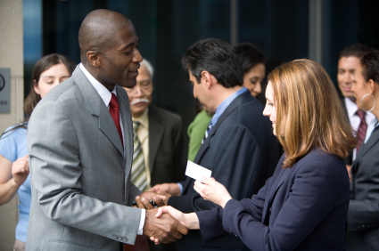 Networking events and groups offer the opportunity for people to connect.