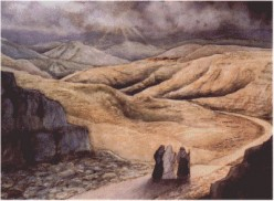 On the road to Emmaus
