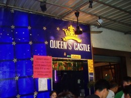 One of the many popular go go bars owned by the King's and Queen's Entertainment Group