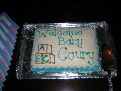 The Best Coed Baby Shower