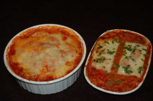 Cannelloni or Ravioli, now you don't have to choose! You can make both!
