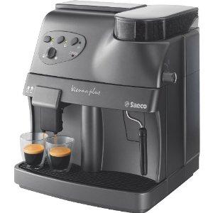 Saeco 4038 Vienna Plus 15-Bar-Pump Super-Automatic Espresso Machine