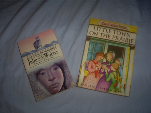 Children's books provide many hours of entertainment.