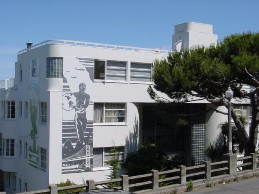 Famous Deco Builing