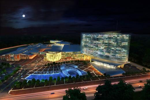 virtual illustration of Remington Centre