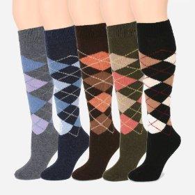 Sock it to me Argyle