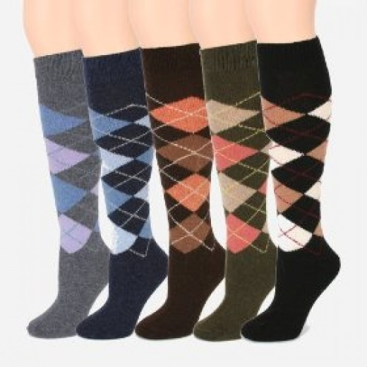 Sock it to me Argyle