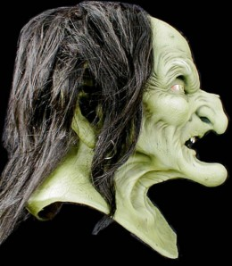 Witch Halloween Mask