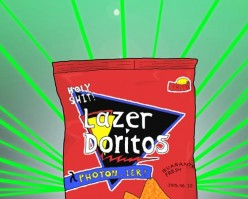 Why Doritos Are the Missing  WMDs