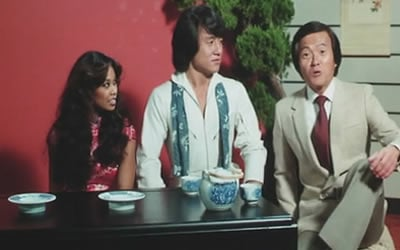 Jackie Chan in The Cannonball Run