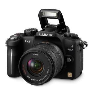 Panasonic Lumix DMC-G2 Digital SLR Camera