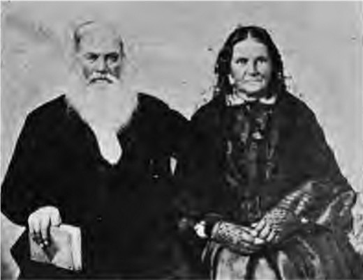 Lucy and Asa Thurston