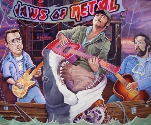 Jaws of Metal