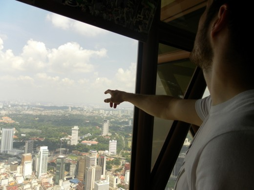 Kuala Lumpur Tower: Menara KL